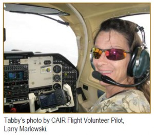 CAIR Flight Saves the Day