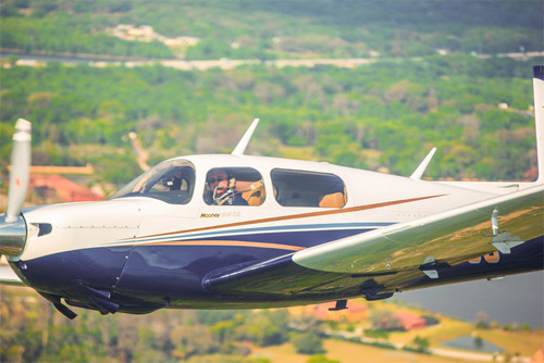 cairflight-volunteer-pilot